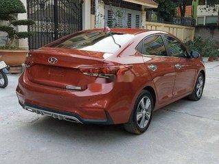 Bán Hyundai Accent đời 2018, màu đỏ chính chủ, giá chỉ 525 triệu