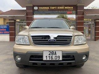 Cần bán Ford Escape sản xuất 2004, màu vàng