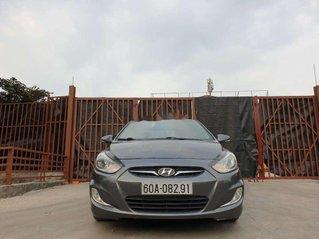 Cần bán gấp Hyundai Accent 2012, màu xám, nhập khẩu, giá chỉ 329 triệu