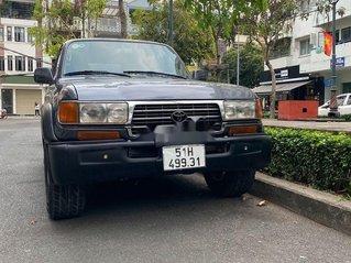 Cần bán gấp Toyota Land Cruiser năm 1993, nhập khẩu nguyên chiếc còn mới
