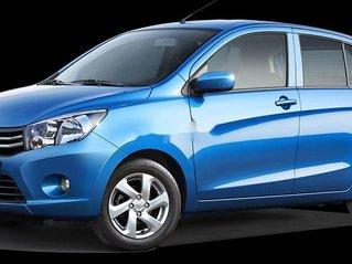 Bán Suzuki Celerio đời 2019, màu xanh lam, nhập khẩu nguyên chiếc