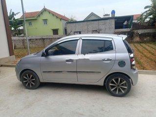 Bán ô tô Kia Morning năm sản xuất 2010, màu bạc