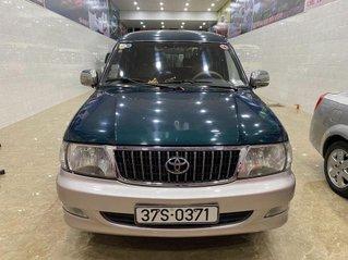 Cần bán gấp Toyota Zace năm 2005, nhập khẩu