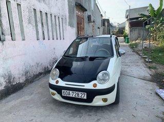 Bán xe Daewoo Matiz năm sản xuất 2006, màu trắng