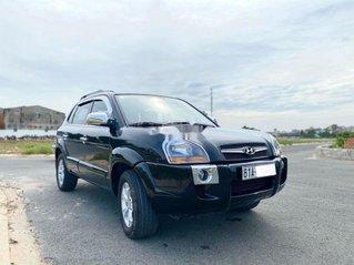 Cần bán gấp Hyundai Tucson đời 2009, màu đen, xe nhập