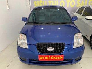 Cần bán gấp Kia Morning năm sản xuất 2007, màu xanh lam