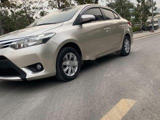 Cần bán lại xe Toyota Vios sản xuất 2015, xe giá thấp, động cơ ổn định