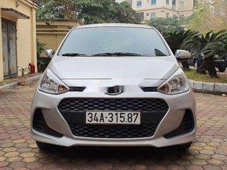 Cần bán xe Hyundai Grand i10 2019, màu bạc