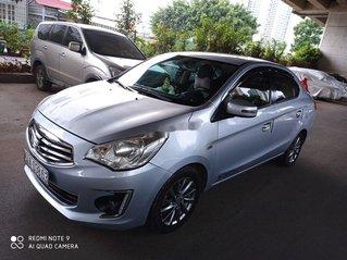 Cần bán Mitsubishi Attrage sản xuất năm 2017, màu bạc