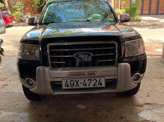 Bán Ford Everest đời 2008, màu đen, giá tốt