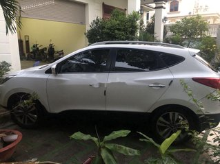 Xe Hyundai Tucson sản xuất 2014, màu trắng, xe nhập