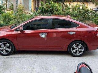 Bán ô tô Hyundai Accent sản xuất 2018, màu đỏ chính chủ, 515tr