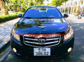 Cần bán xe Daewoo Lacetti đời 2010, màu đen còn mới, 298 triệu
