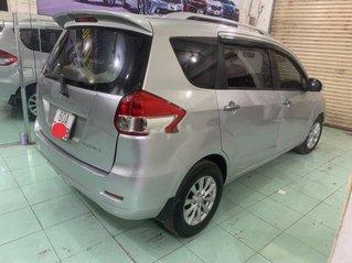 Cần bán Suzuki Ertiga đời 2016, màu bạc, nhập khẩu nguyên chiếc