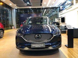 Mazda CX8 2020, giảm 190 triệu, tặng phụ kiện, hỗ trợ bảo hiểm