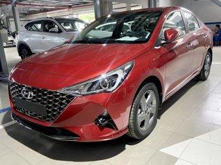 Hyundai Accent 2021 đủ màu giao ngay chạy Tết, ưu đãi 10 triệu, full phụ kiện