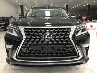 Giao ngay Lexus GX460 Luxury đen nội thất kem 2021 - Bản xuất Trung Đông, full đồ nhất