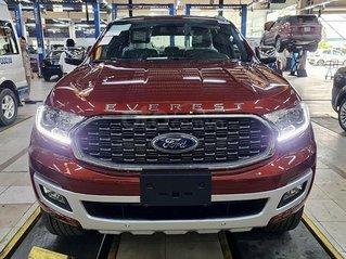 Xe Ford Everest 2021 nhiều màu, có thể giao trước Tết