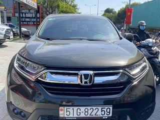Mới về Honda CR V sản xuất 2018 bản 1.5L, nhập Thái, biển số thành phố