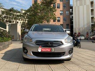 Bán ô tô Mitsubishi Attrage đăng ký 2016, màu bạc, xe gia đình, giá tốt 335 triệu đồng