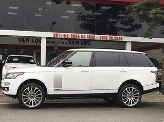 Cần bán xe LandRover Range Rover đời 2014, màu trắng, xe nhập