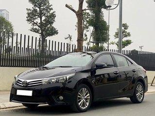Bán xe Toyota Corolla Altis 1.8G AT 2014, màu đen chính chủ