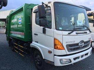 Xe tải Hino 6 tấn 5, đóng thùng theo yêu cầu