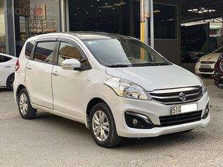 Cần bán xe Suzuki Ertiga 1.4 AT sản xuất năm 2017, màu trắng