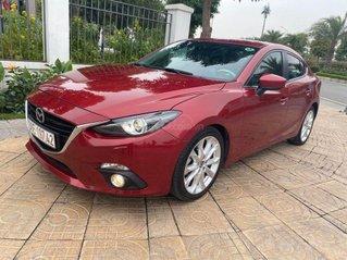 Bán xe Mazda 3 năm 2015, màu đỏ giá cạnh tranh
