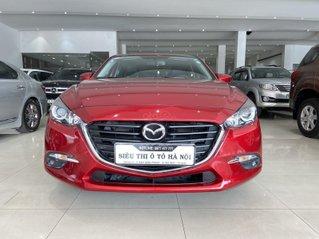 Bán xe Mazda 3 1.5AT màu đỏ, xe đẹp, biển SG, trả góp chỉ 229 triệu