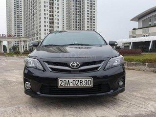 Bán ô tô Toyota Corolla Altis 2010, màu đen