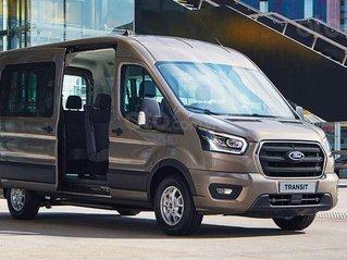 Chỉ cần 160 triệu là sở hữu ngay chiếc Ford Transit SVP 2020, máy dầu 2.4l, số sàn 6 cấp