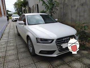 Cần bán xe Audi A4 năm 2013, màu trắng, nhập khẩu