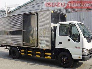 Bán Isuzu tải 1,9t - KM 100% LPTB, sẵn xe giao ngay