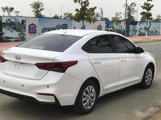Xe Hyundai Accent năm 2019, màu trắng