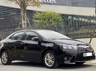 Bán Toyota Corolla Altis đời 2014, màu đen chính chủ, giá tốt