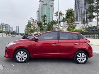 Cần bán lại xe Toyota Yaris đời 2017, màu đỏ, nhập khẩu