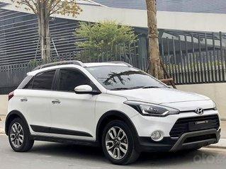 Xe Hyundai i20 Active 2015, màu trắng chính chủ, giá 480tr