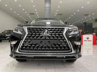 Lexus GX 460 Platinum model 2021 màu đen nội thất kem - xe giao ngay
