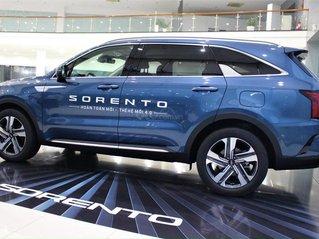 Kia Sorento 2021 - Bản cao cấp - Ưu đãi cực lớn, Xe có sẵn đủ màu giao ngay