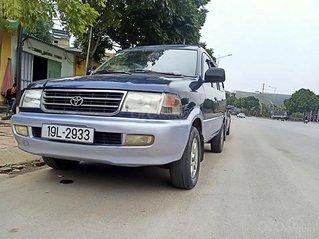 Cần bán xe Toyota Zace năm 2001, màu xanh lam