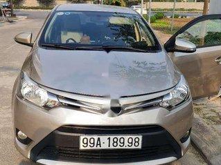 Bán xe Toyota Vios sản xuất năm 2017, xe một đời chủ
