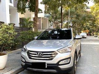 Hyundai Santa Fe bản full 2 cầu một chủ từ đầu