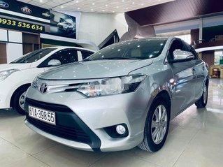 Bán xe Toyota Vios sản xuất 2017, giá thấp, động cơ ổn định