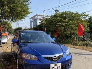 Bán ô tô Mazda 3 đời 2009, màu xanh lam, nhập khẩu chính chủ, 295 triệu