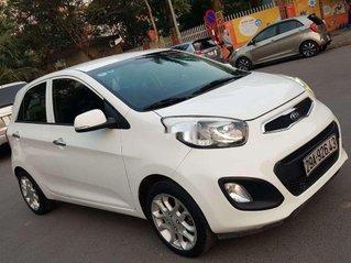 Cần bán Kia Morning năm sản xuất 2013, giá thấp, động cơ ổn định
