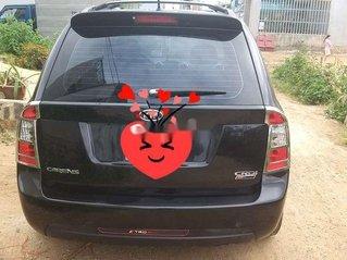 Cần bán lại xe Kia Carens đời 2008, màu đen, nhập khẩu nguyên chiếc