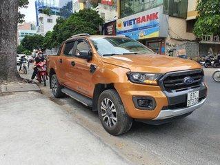 Cần bán Ford Ranger Wildtrak sản xuất năm 2018, nhập khẩu