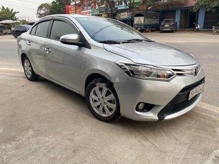 Bán Toyota Vios E năm sản xuất 2016, giá mềm, động cơ ổn định
