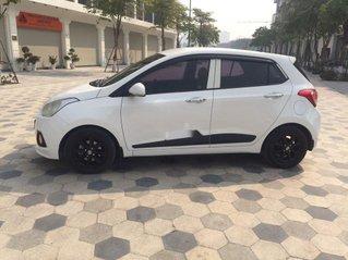 Bán ô tô Hyundai Grand i10 đời 2016, màu trắng, xe nhập